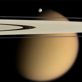 space exploration, titan, saturn