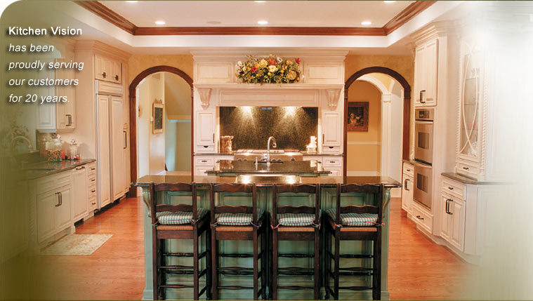 Kitchen Vision (NC) - Kitchen and Bath Design Services, Quality ...