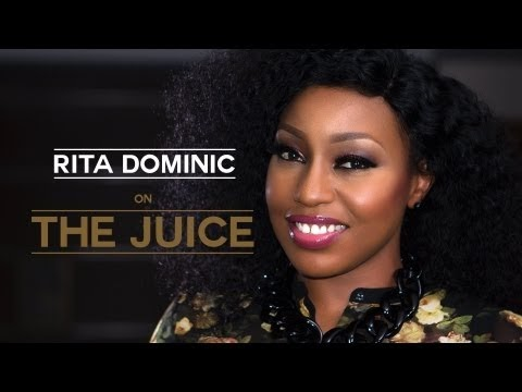 Video: Rita Dominic on The Juice with Toolz