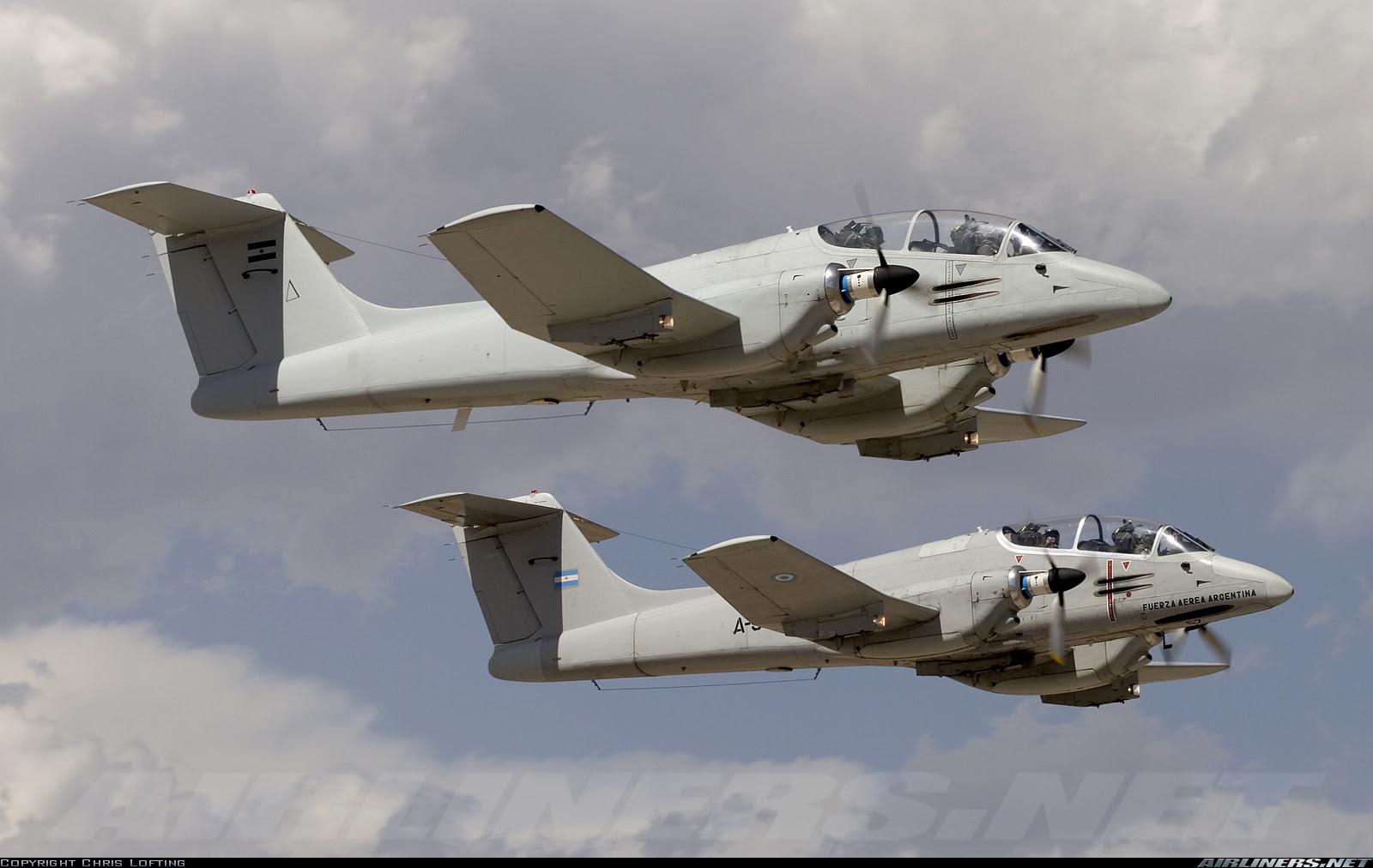FMA IA-58D Pucara aircraft picture
