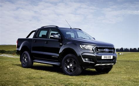 black edition une version tres exclusive du ford ranger