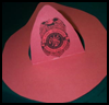 Firefighter<br />  Hat  : Fire Fighters Crafts for Children