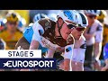 Vídeo resumen de la 5ª etapa del Tour de Polonia 2020