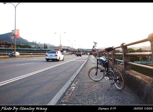單車@碧潭橋