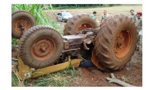 Nova Laranjeiras - Homem morre após acidente com trator