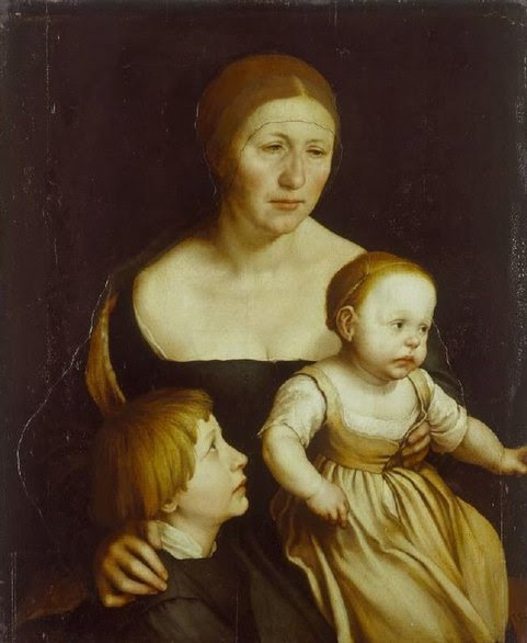 Archivo:The Artist's Family, by Hans Holbein the Younger.jpg