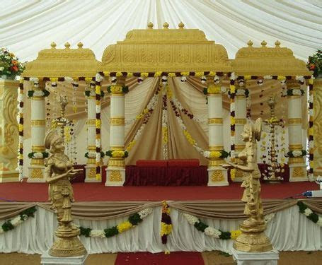 Madurai Famous Wedding Decorators   Wedding Planner In
