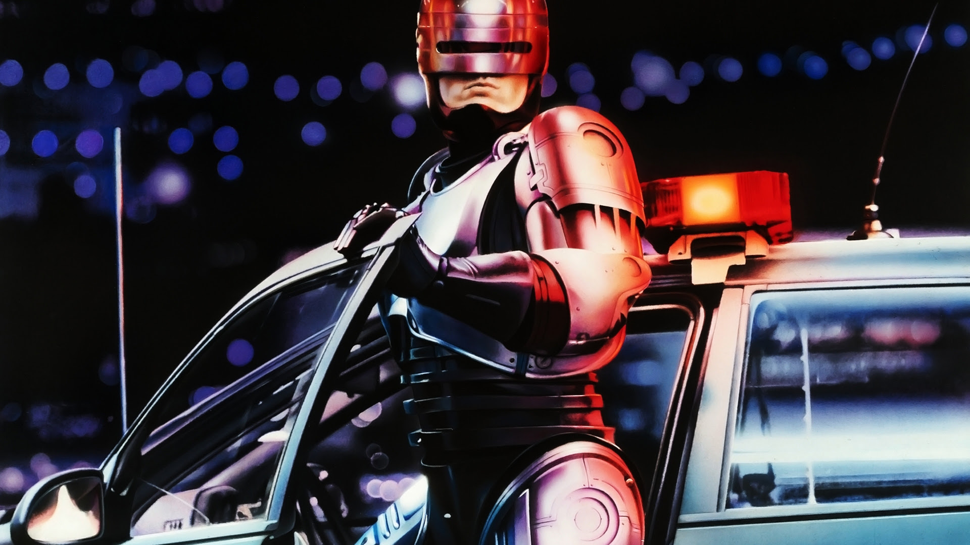 Wallpaper Hd Robocop