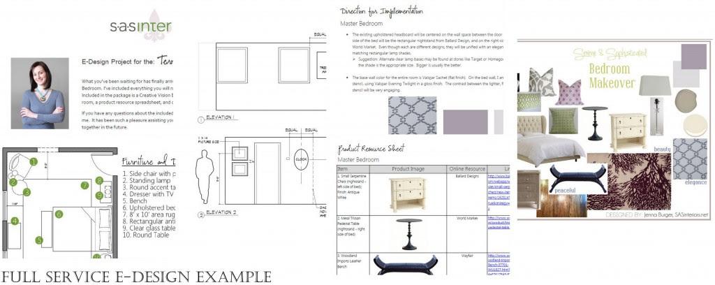 E Design Services Jenna Burger