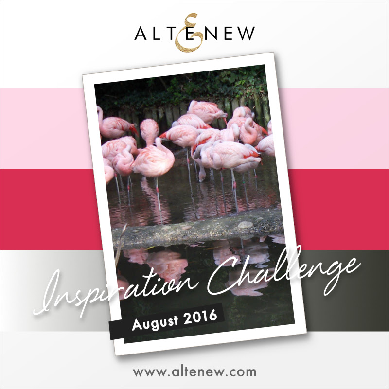 http://altenewblog.com/2016/08/01/august-challenge-flamingo-inspiration-video/