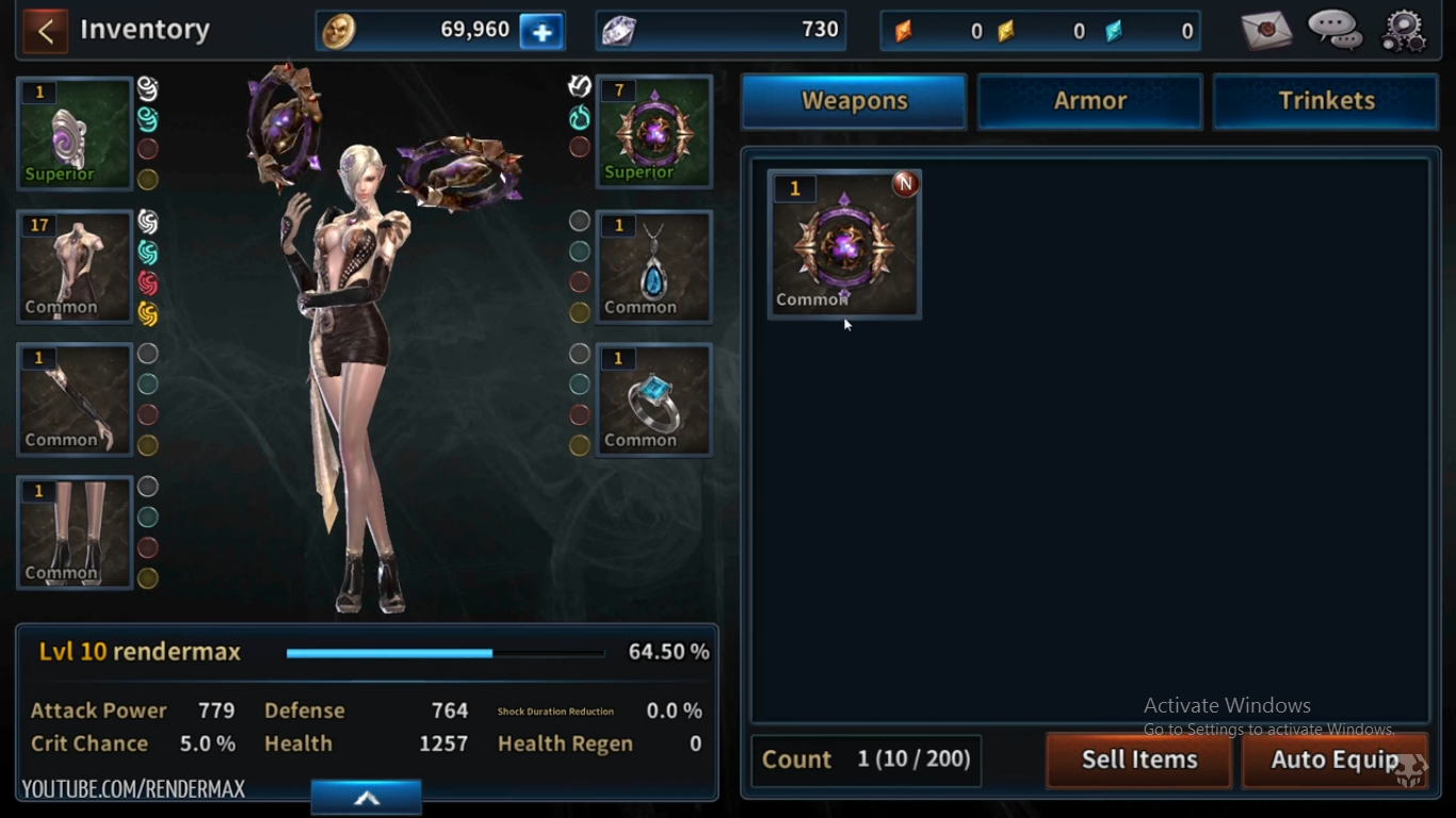 Devilian Mobile phiên bản việt hóa
