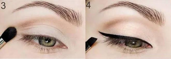 Hướng dẫn chi tiết từng bước một với 4 kiểu eyeline thanh mảnh sắc nét dành cho nàng mới tập tành kẻ mắt - Ảnh 11.