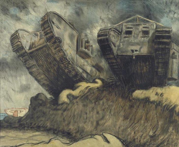 File:Tanks Art.IWMART3035.jpg