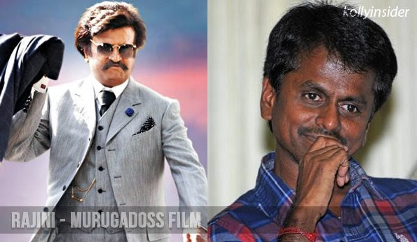 Rajinikanth's next in Murugadoss direction!