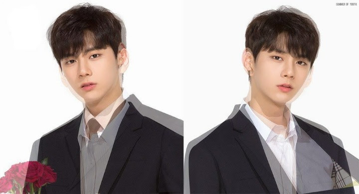 얼굴합 좋기로 유명한 아이돌들.jpgif | 인스티즈