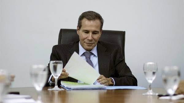 Ex fiscal de la AMIA. Alberto Nisman