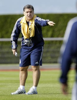 El Barça ficha a 'Tata' Martino