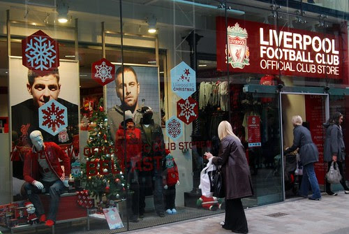 Liverpool FC Official Store