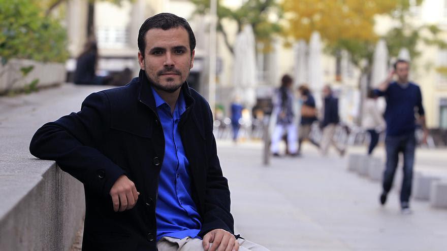 Alberto Garzón anuncia que se presenta a las primarias de IU