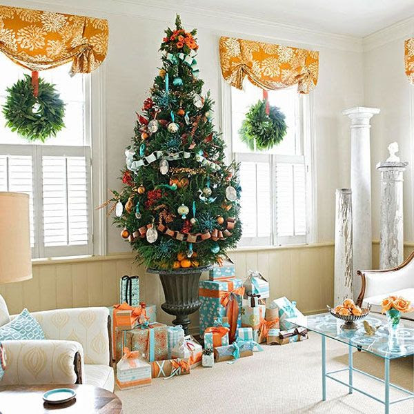 How To Decorate My House For Christmas With Little Money Almost Like Home