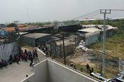 Polisi Akhiri Olah TKP Pabrik Mercon, Sejumlah Barang Dibawa ke Puslabfor