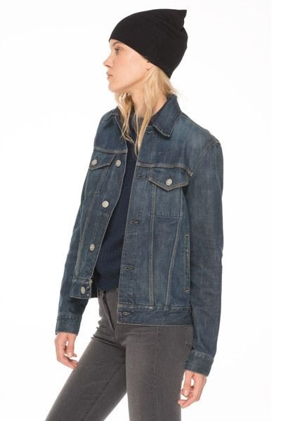 3x1 WMJ Boyfriend Jacket in Vestry