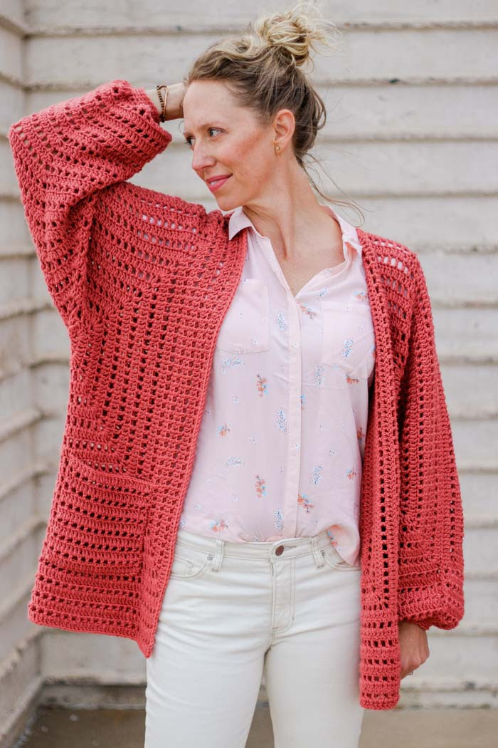 Consignment shops free pattern crochet downloads easy patterns baby cardigan large