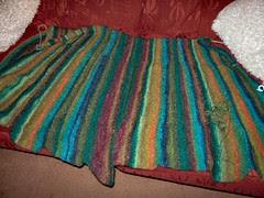 Autumn flare skirt