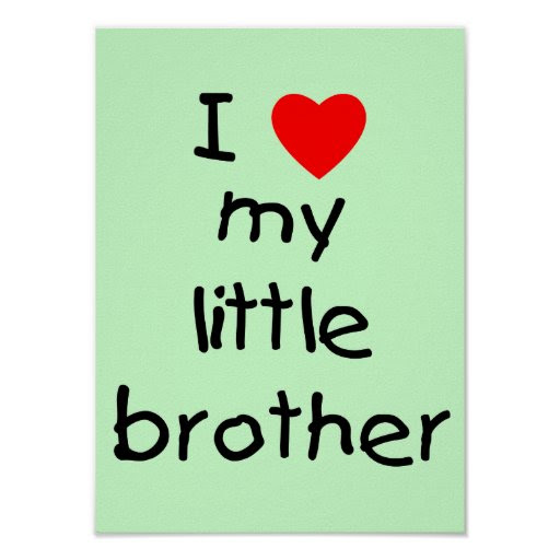 I Love You My Baby Brother Quotes 520232 Joyfulvoicesinfo