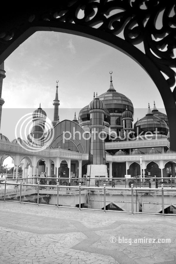Masjid Kristal Taman Tamadun Islam