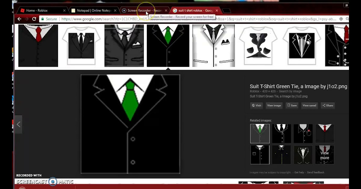Tie And Suit Shirt Roblox | Roblox Quote Generator