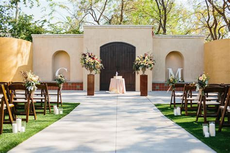 The Gardens at Los Robles Greens Wedding: Christina   Mike