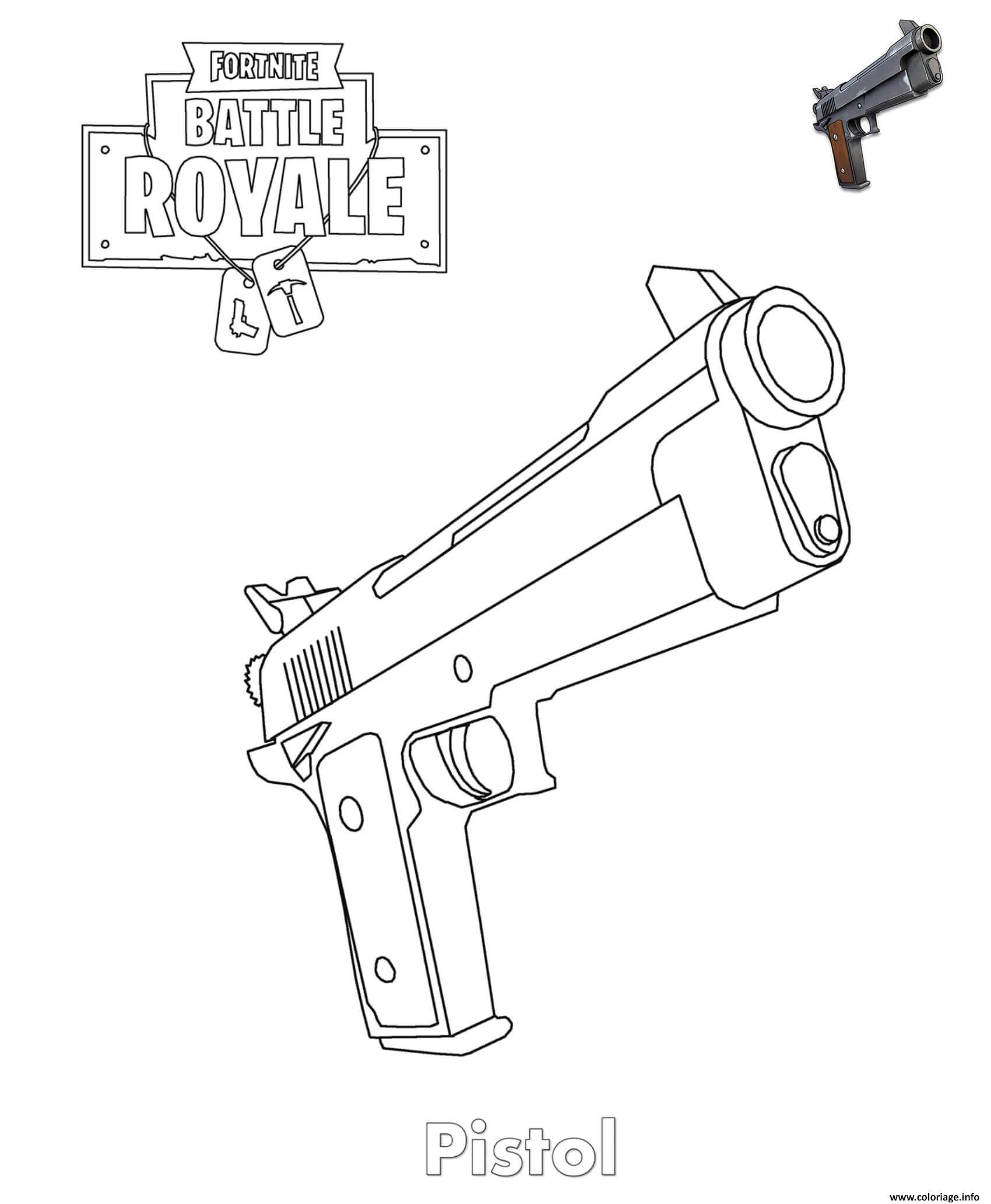Dessin Fortnite Scar A Imprimer Fortnite Free Things