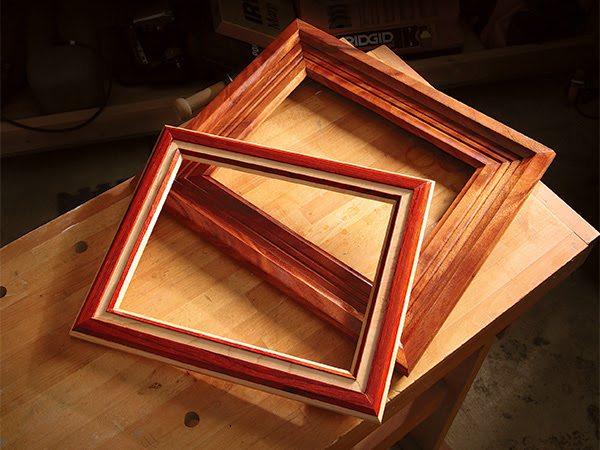 How To Make Picture Frames With A Router Woodworking Blog