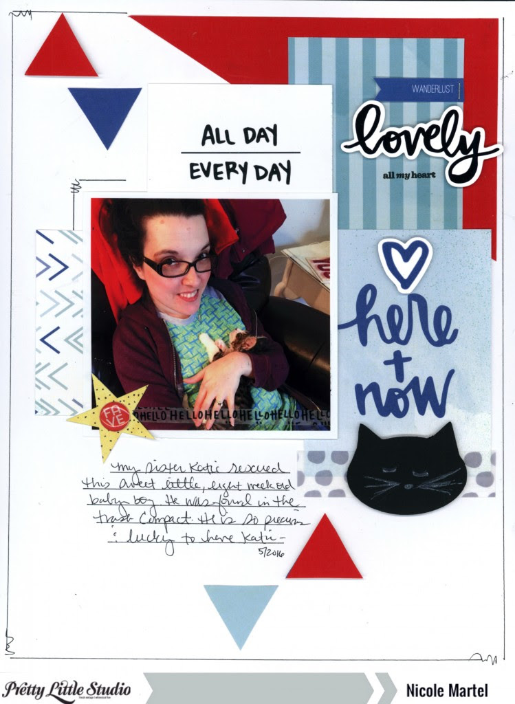 here and now_Pretty Little Studio_Nicole Martel_Just Nick Studio_layout