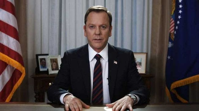 Designated Survivor - Kiefer Sutherland