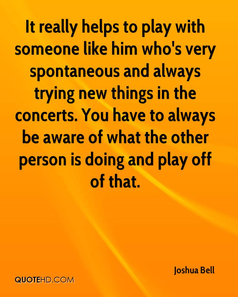 Joshua Bell Quotes Quotehd