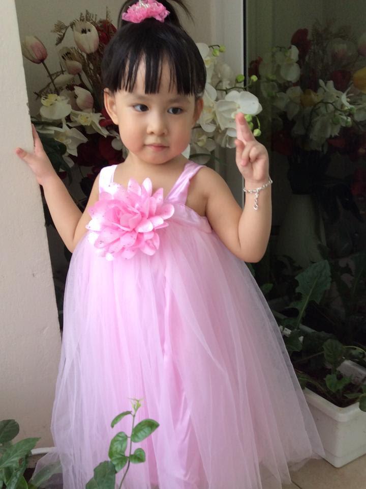 Hình ảnh Lộ diện nhóc tì đáng yêu của MC xinh đẹp Hoài Anh, Diệp Chi số 3
