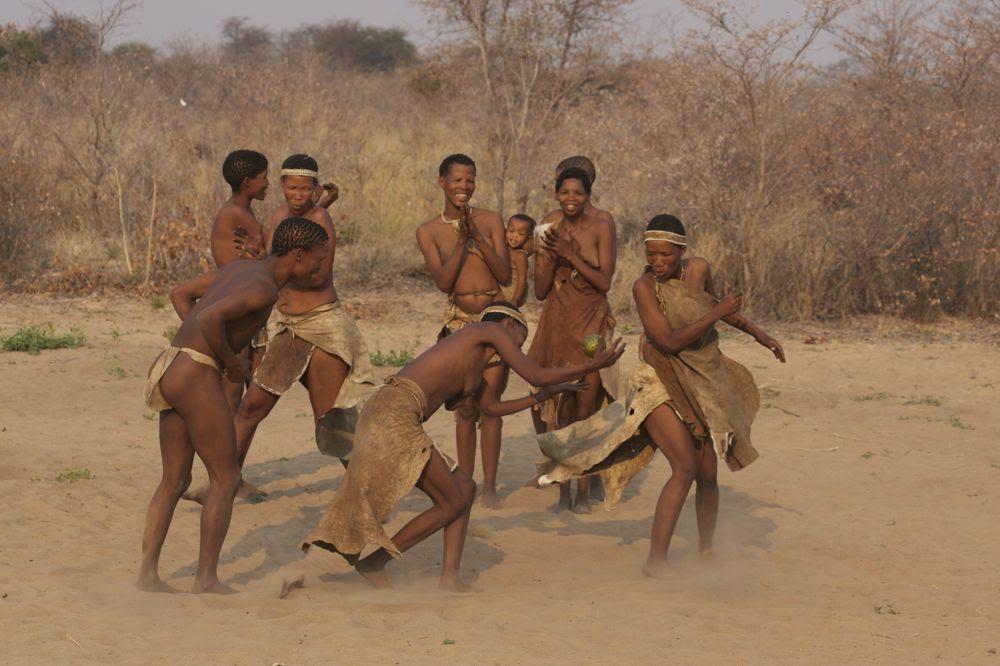 Meet the ancestors: DNA study pinpoints Namibia as home to the world's most ancient race