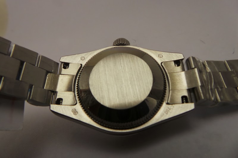Rolex Datejust Replica Caseback