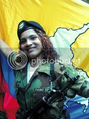 resistência colombiana