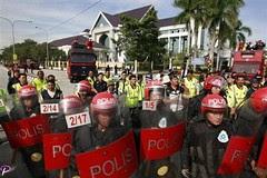 Malaysia Politics by pinkturtle2