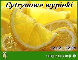 Cytrynowe wypieki