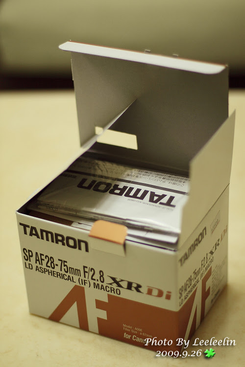 Tamron A09|Canon鏡頭開箱|西平英生推薦Canon鏡頭