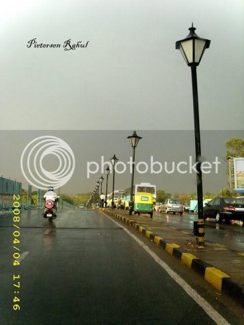 Rain @ RahulSharma