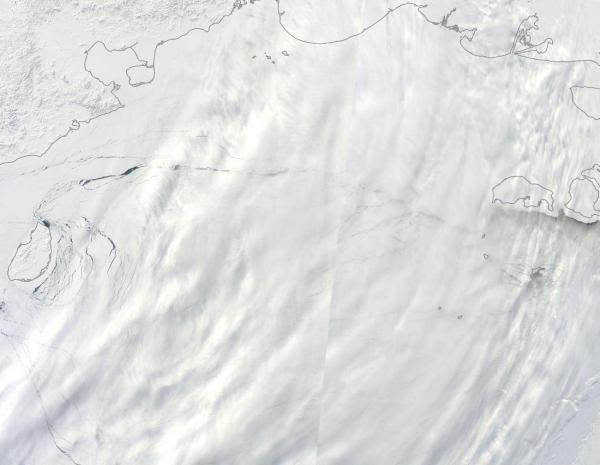 East Siberian Sea March 24
