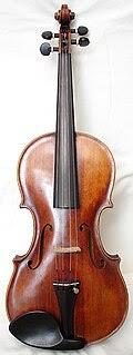 Batchelder violin