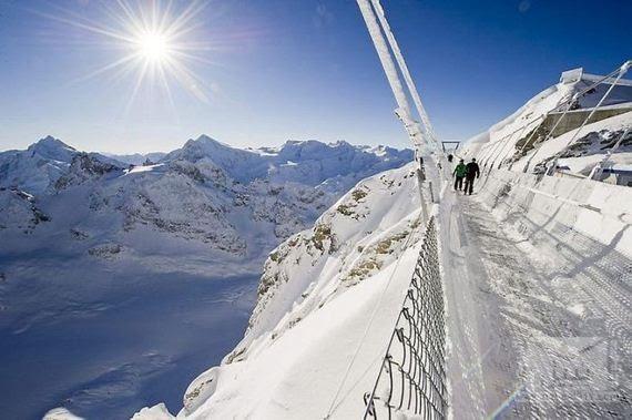 08-The Highest Suspension Bridge in Europe