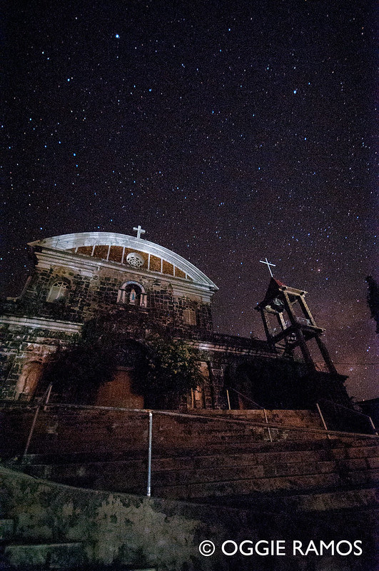 Culion - Immaculada Concepcion at Night