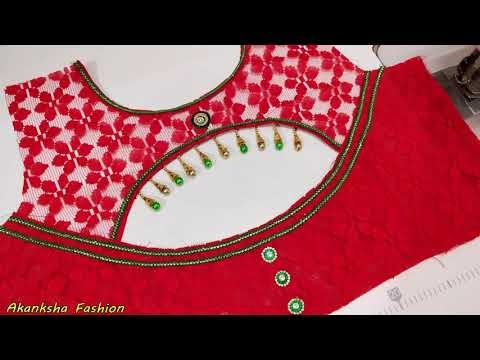 Blouse Design Back Neck Design Cutting And Stitching || New Blouse Desig...